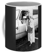 Lady Liberty Marge Stukel Parade Tucson Arizona  Coffee Mug