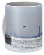 Lady Liberty's Typical Day Coffee Mug