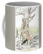 Lady Nature Coffee Mug