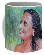Lady Of India Coffee Mug