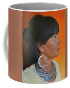 Lady Of Sapa Coffee Mug
