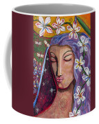 Lady Peace Coffee Mug