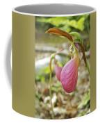 Lady Slipper Profile Coffee Mug