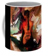 Lady Violin 01 Coffee Mug