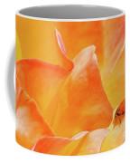 Ladybug Alights Coffee Mug