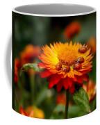 Ladybug Gathering Coffee Mug