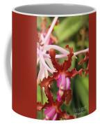 Laelia Undulata Orchid Coffee Mug