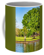 Lafreniere Park 2 - Paint Coffee Mug