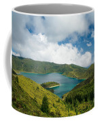 Lagoa Do Fogo Coffee Mug