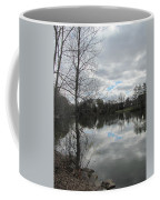 Lagoon Reflections 2 Coffee Mug