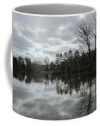 Lagoon Reflections 4 Coffee Mug