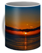 Laguna Beach Sunset Coffee Mug