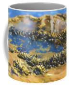 Laguna Beach Tide Pool Pattern 3 Coffee Mug