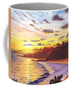Laguna Village Sunset Coffee Mug