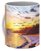 Laguna Village Sunset Coffee Mug
