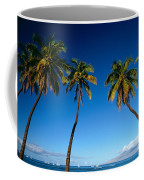 Lahaina, Five Coconut Tre Coffee Mug