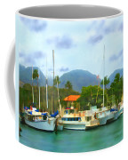 Lahina Harbor Coffee Mug
