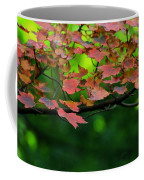 Laid Upon The Branches Coffee Mug