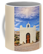 Lajitas Chapel 1 Coffee Mug