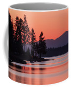 Lake Almanor Twilight Coffee Mug