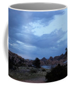 Lake Before A Storm Coffee Mug