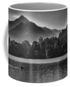 Lake Bled Rower - Slovenia Coffee Mug