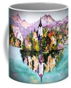 Lake Bled - Slovenia Coffee Mug