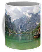 Lake Braies Coffee Mug