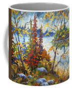 Lake Cartier Coffee Mug