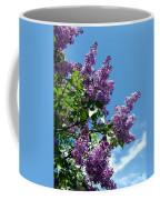 Lake Country Lilacs Coffee Mug