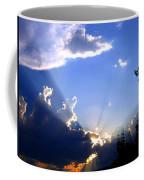 Lake Country Sunburst Coffee Mug