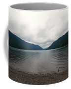 Lake Crescent Four Coffee Mug