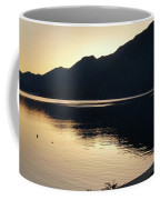 Lake Cresent At Dusk Coffee Mug