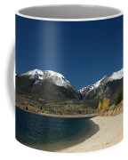 Lake Dillon Colorado Coffee Mug