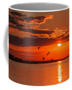 Lake Erie Sunset 7999 Coffee Mug