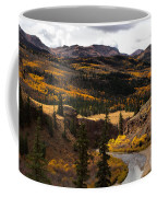 Lake Fork Of The Gunnison Coffee Mug
