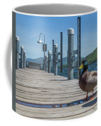 Lake George Duck Coffee Mug