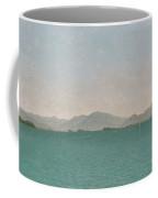 Lake George, Free Study, 1872 Coffee Mug