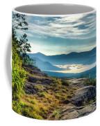 Lake George From Cat Mountain 1 Coffee Mug