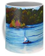 Lake Glenville  Sold Coffee Mug