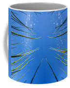 Lake Grass Reflection Coffee Mug
