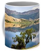 Lake Hayes New Zealand Coffee Mug