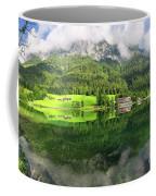 Lake Hintersee Coffee Mug