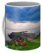 Lake Huron Michigan Coffee Mug
