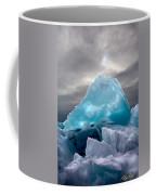 Lake Ice Berg Coffee Mug
