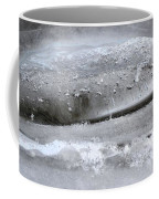 Lake Ice Coffee Mug