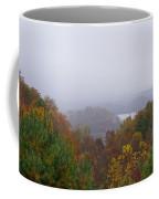 Lake In The Distance Coffee Mug