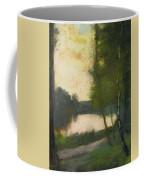 Lake In The Evening Coffee Mug