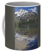 Lake Jenny Grand Tetons Coffee Mug
