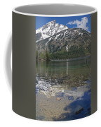 Lake Jenny Grand Tetons Coffee Mug